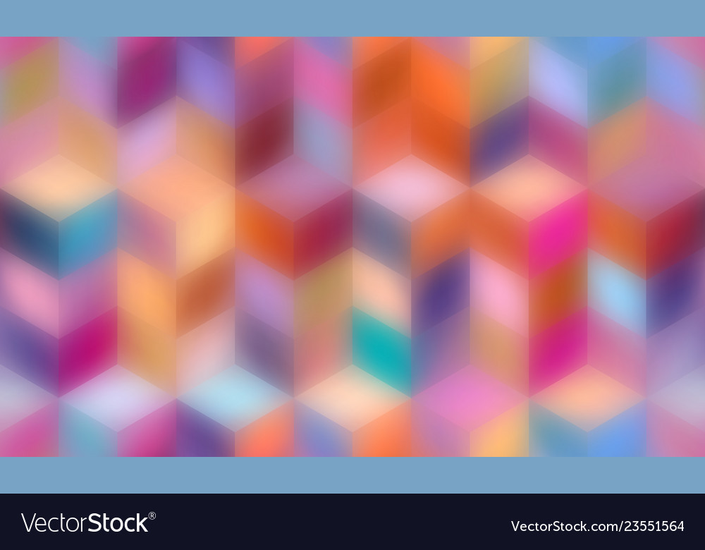 Abstract geometric pattern with geometric shapes
