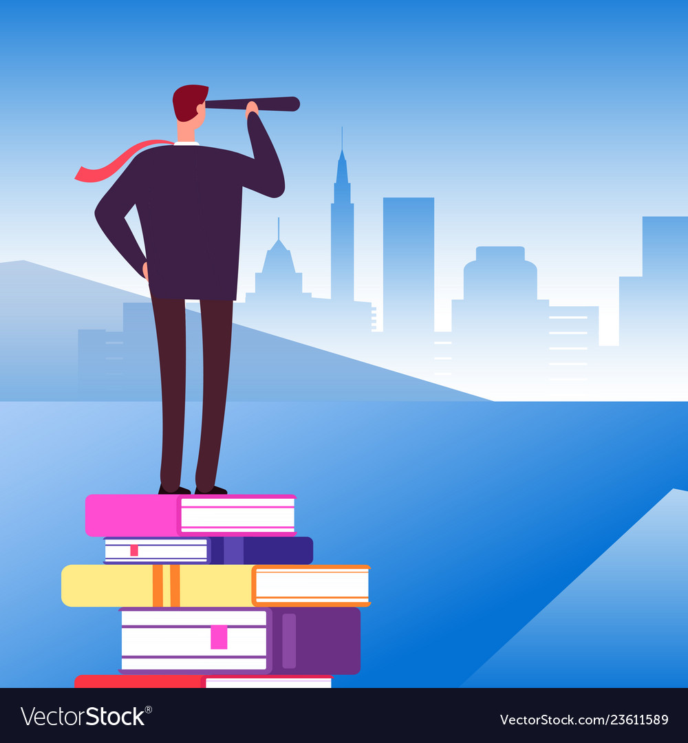 Self education open new horizons