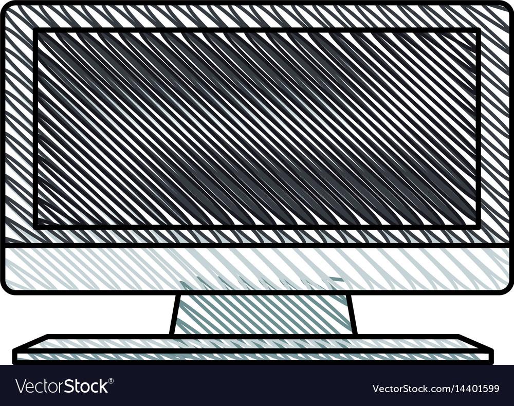 Television display plasma image