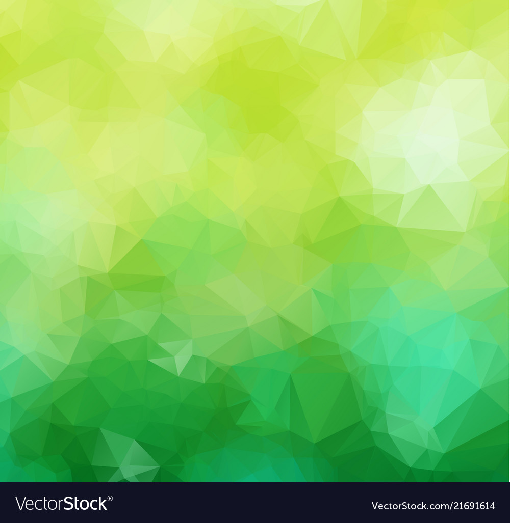 Abstract polygon background background of