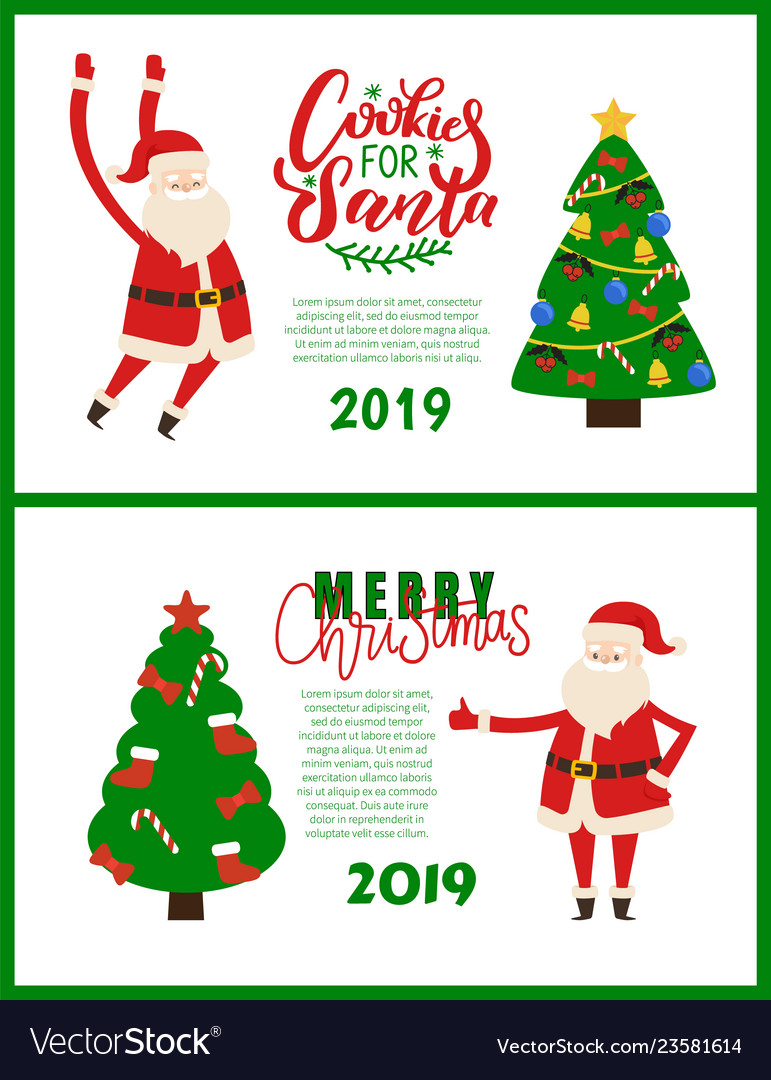 Merry Christmas Wishes 2019.Cookies For Santa Merry Christmas Greetings 2019