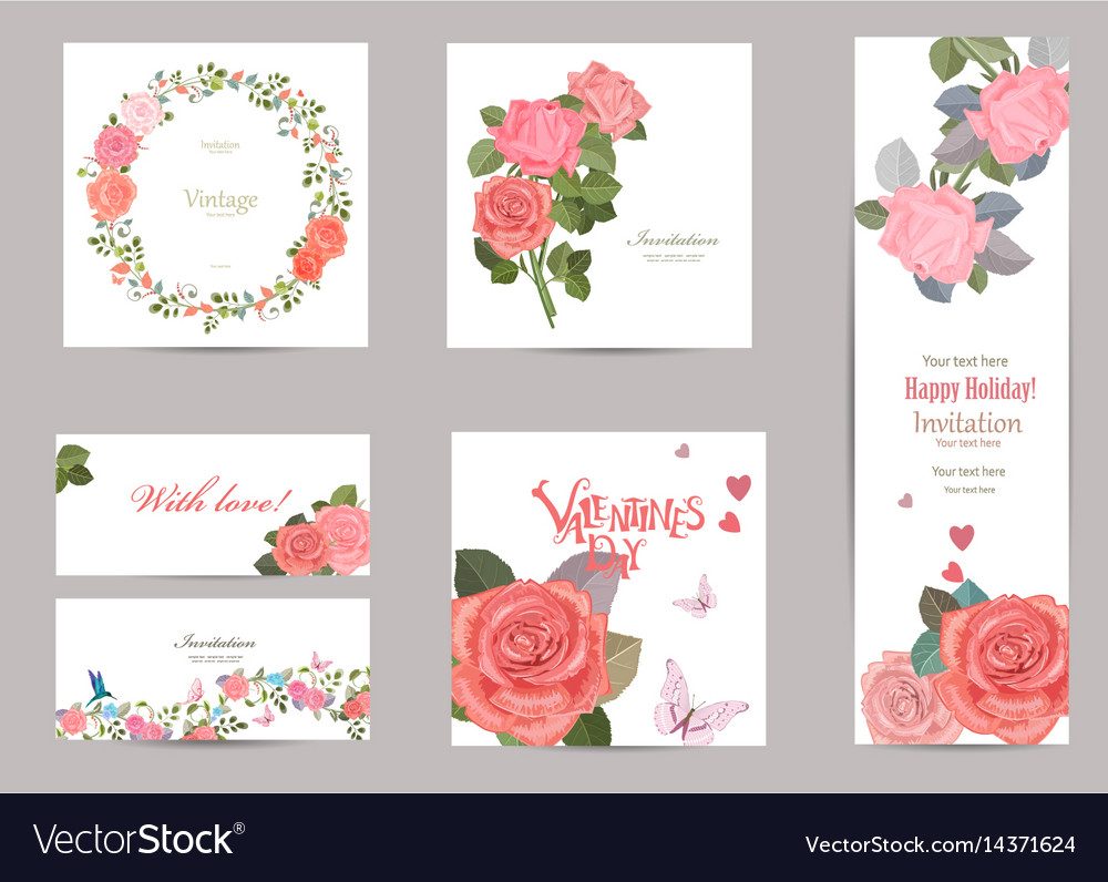 Australian Christmas Cards Free Download.Collection Of Greeting Cards With Blossom Roses