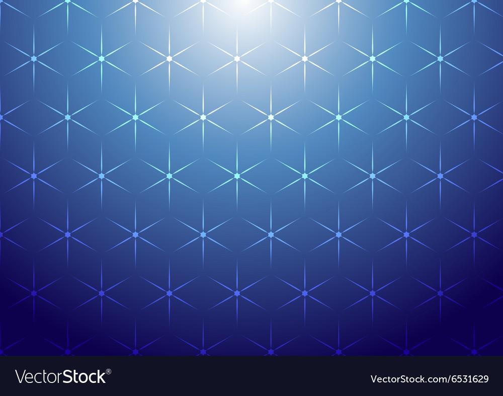 Geometric rhombus seamless pattern