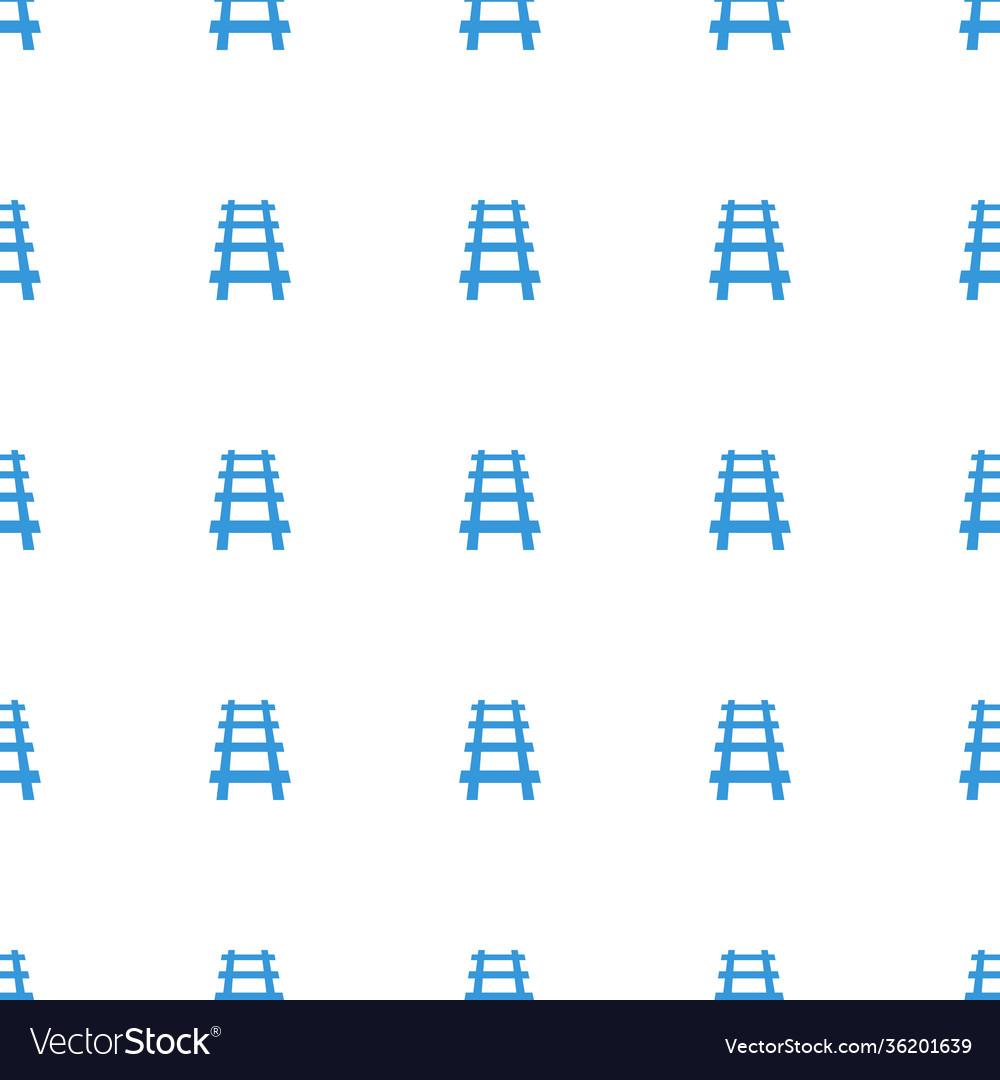 Icon pattern seamless white background