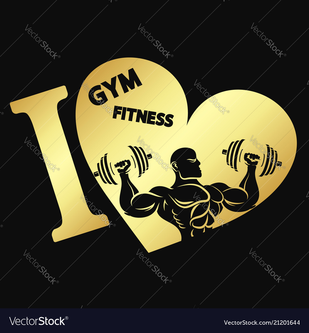 I love gym and fitness