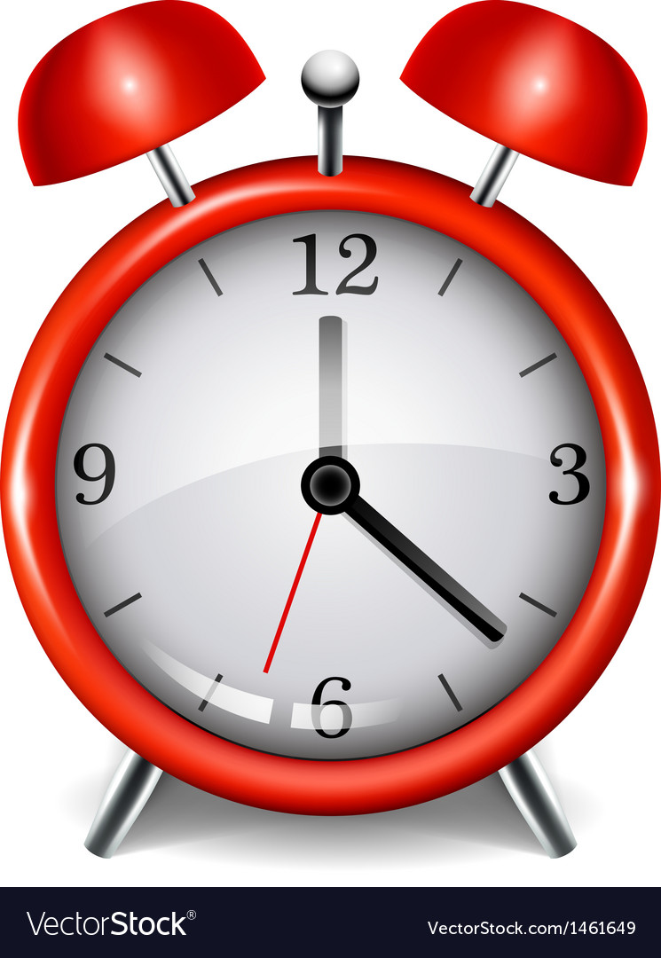 Realistic alarm clock
