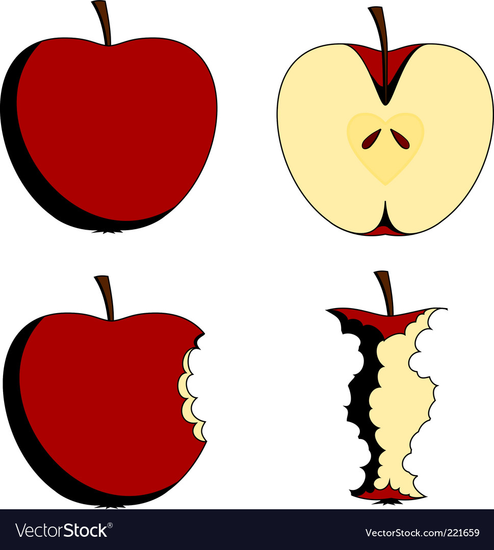 States of apples