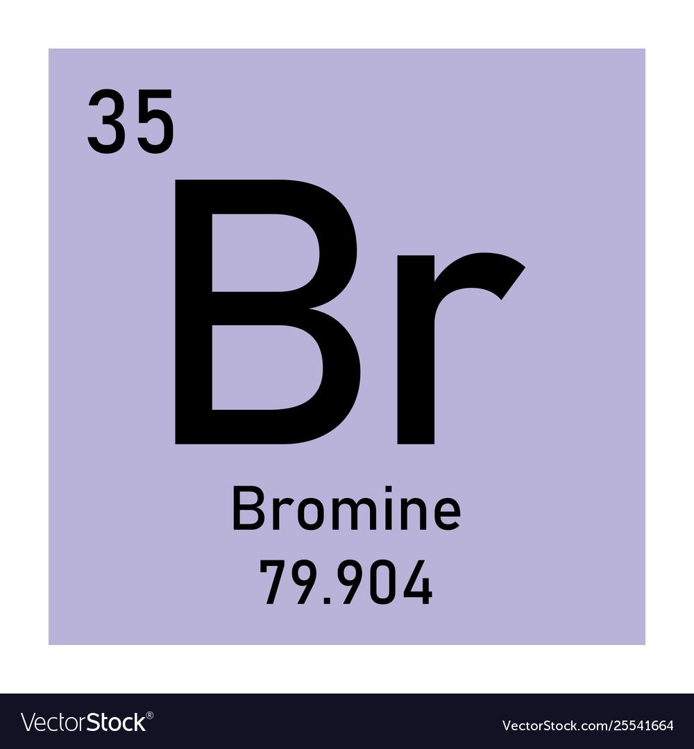 Bromine Chemical Symbol