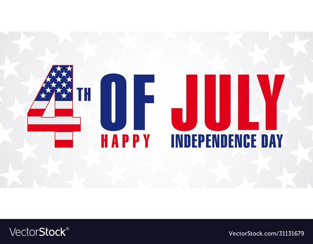 4 july independence day usa