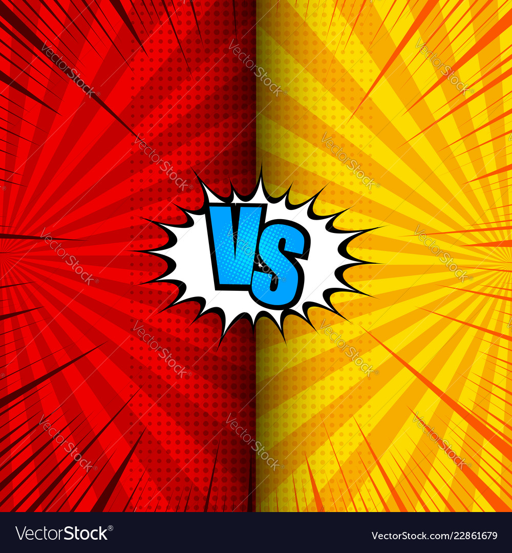 Comic vs dynamic concept