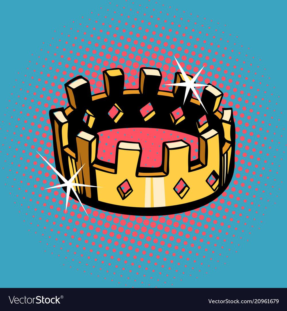 Golden crown state power