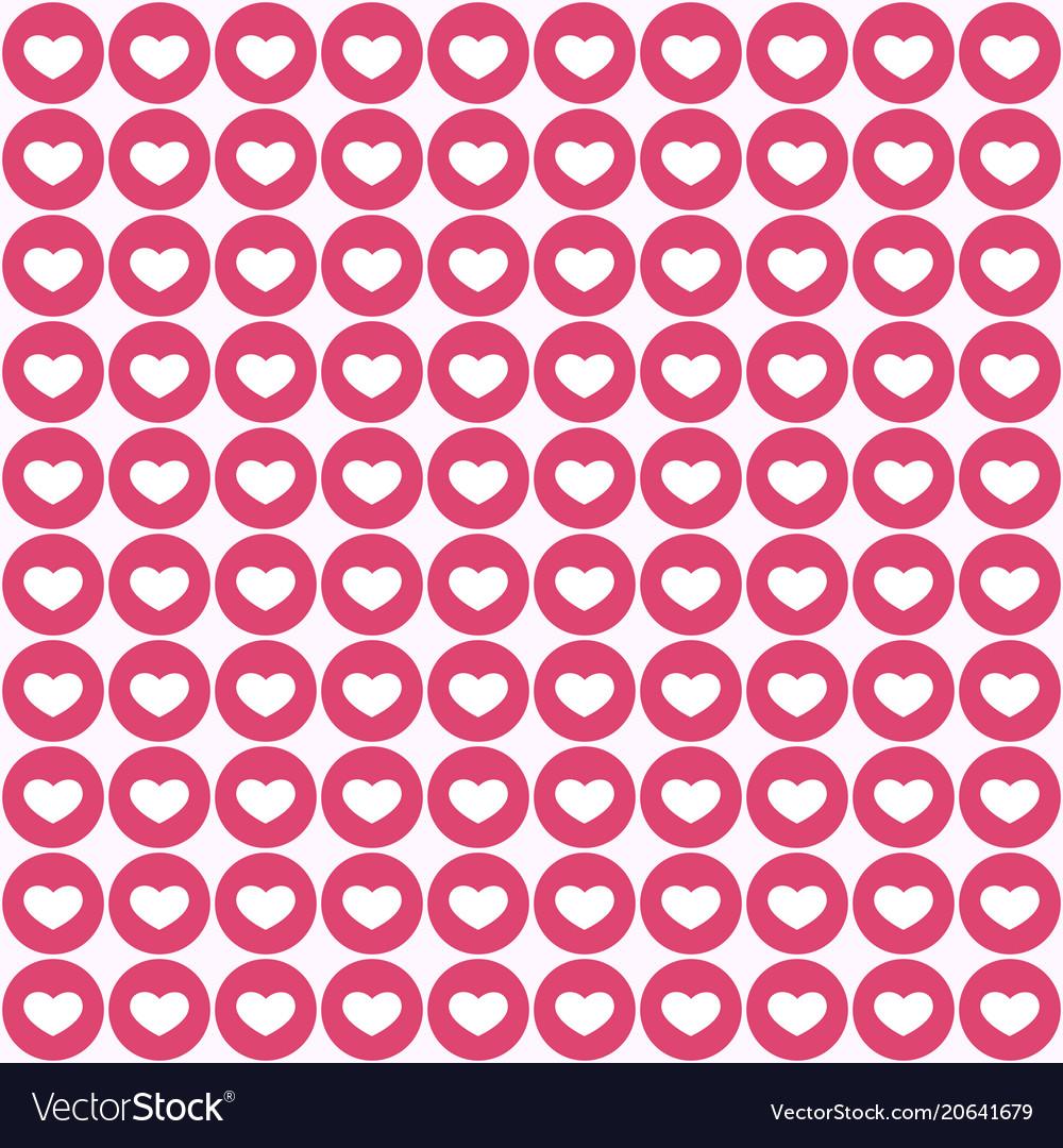 Seamless social media symbol background