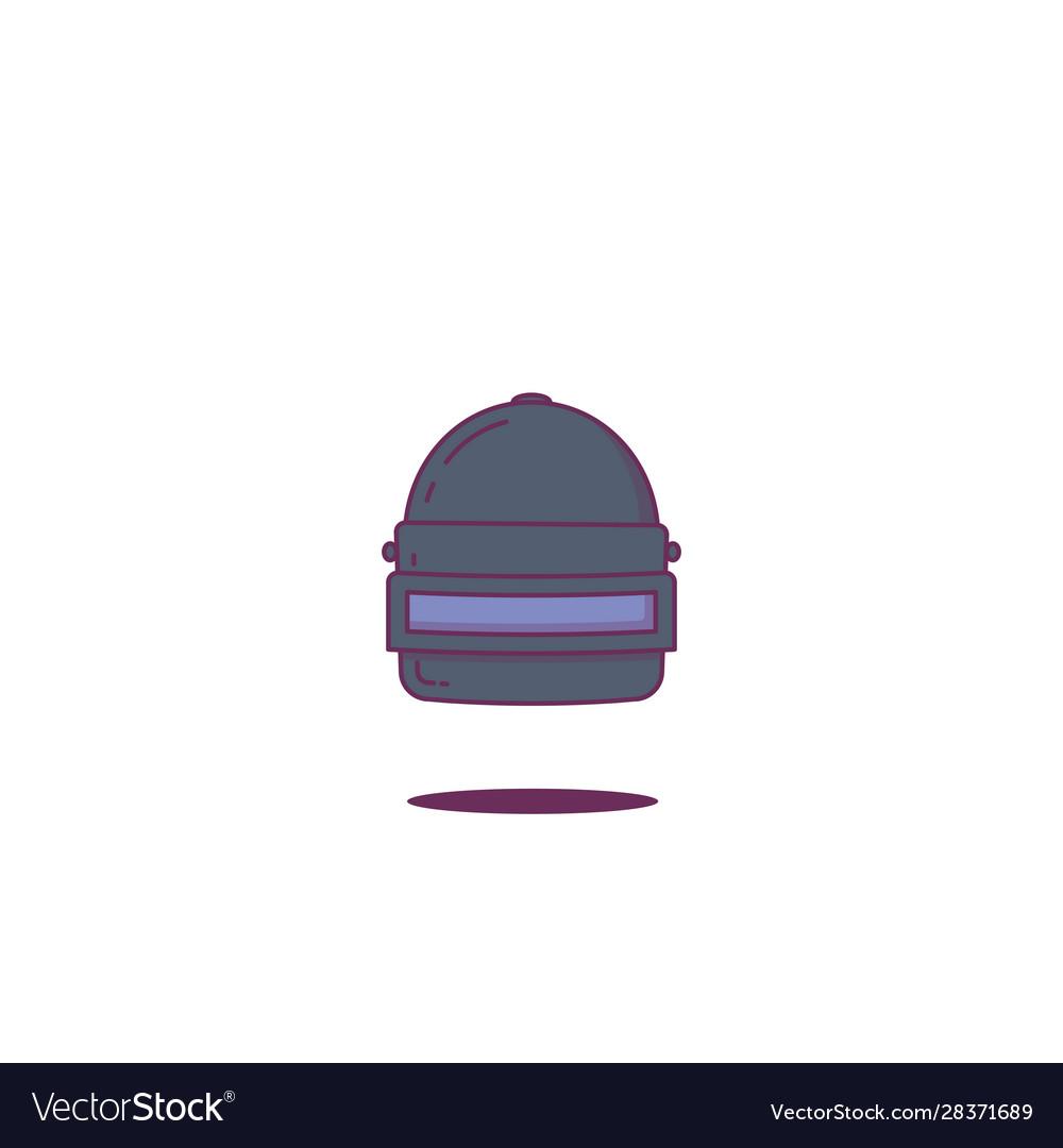 Military heavy helmet