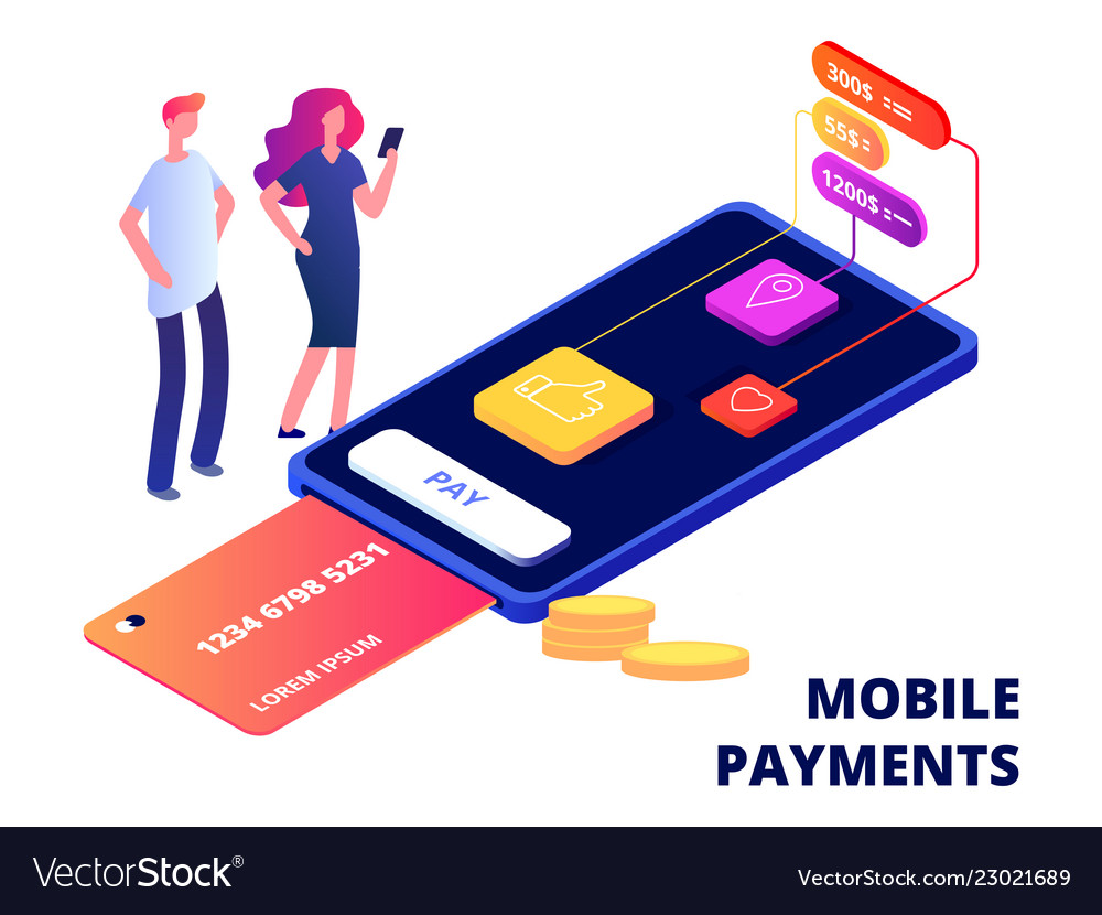 Mobile payments smartphone banking app data