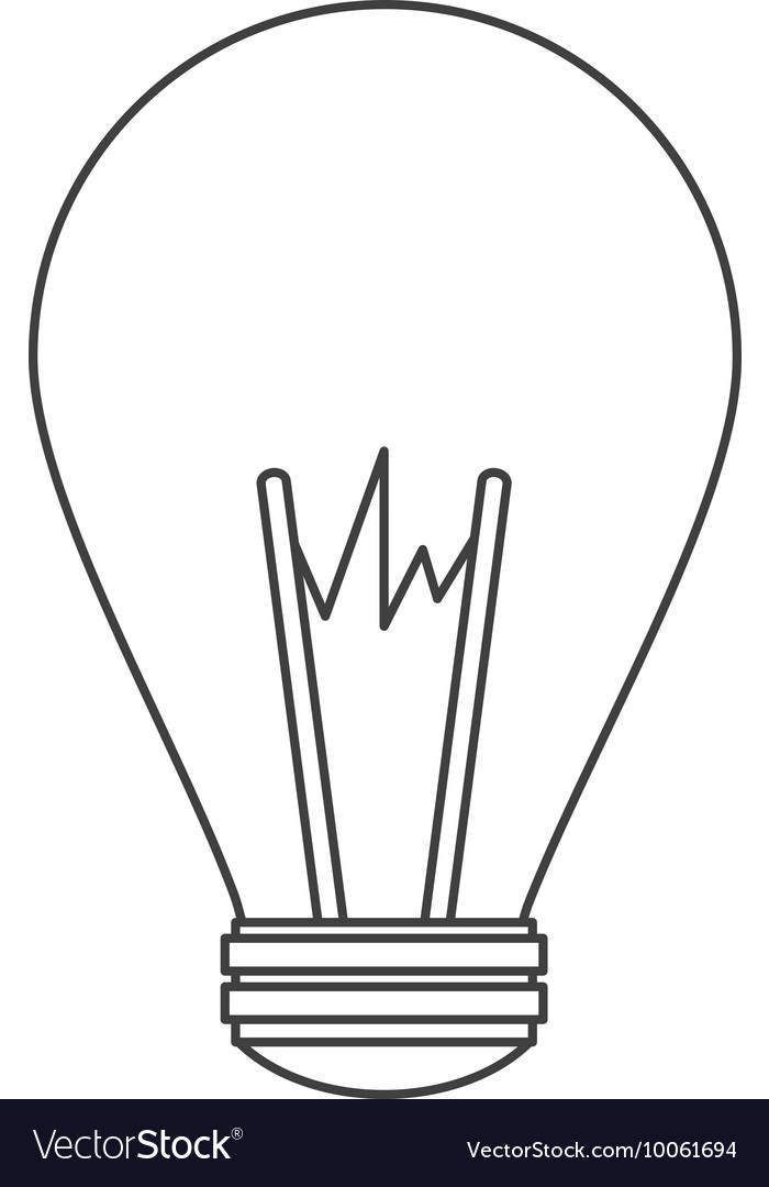 Regular lightbulb icon