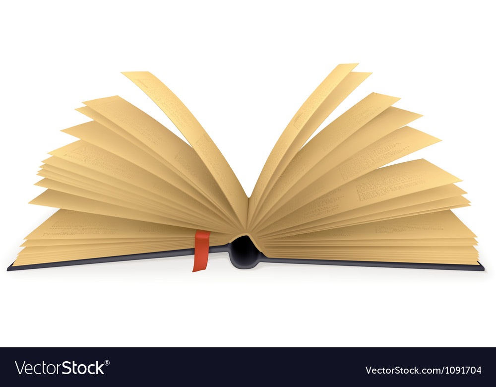 open book vector - 1000×780