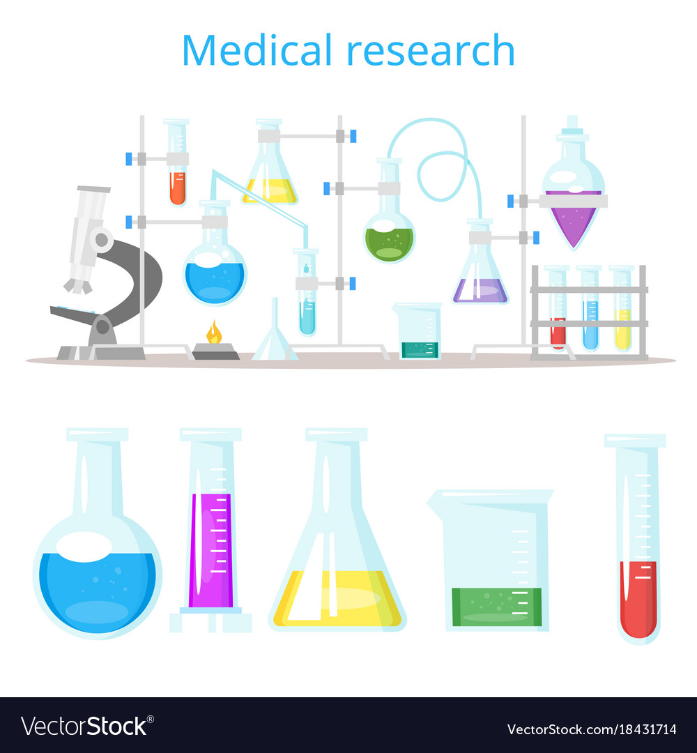 Concept for chemical laboratory research