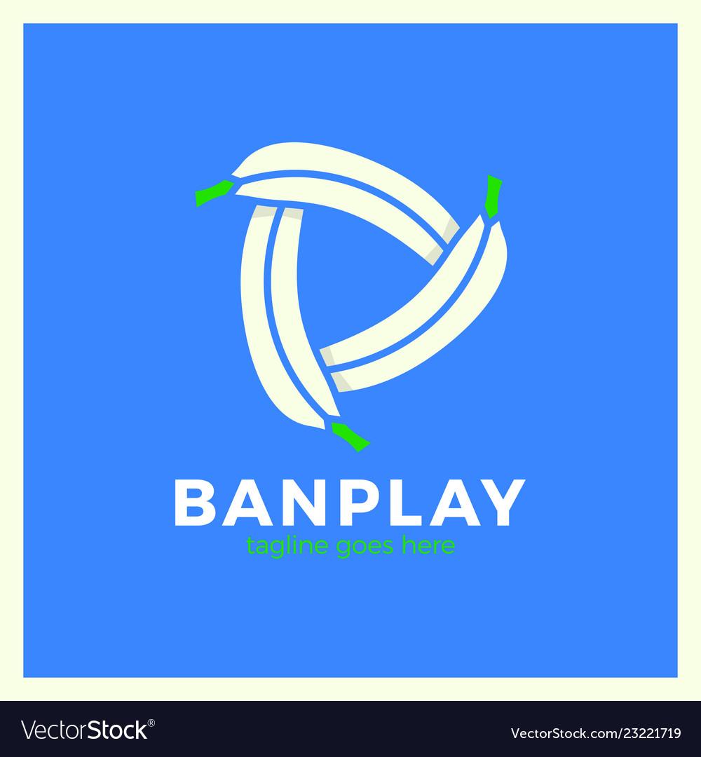 Banana play logo