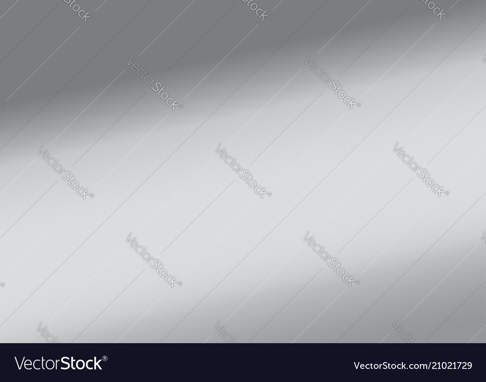 Abstract silver metal gradient background graphic