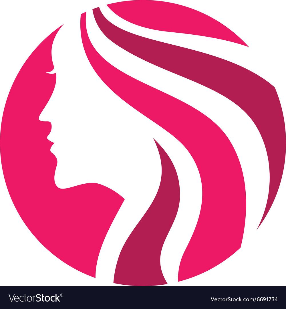 Beauty Logo Royalty Free Vector Image Vectorstock