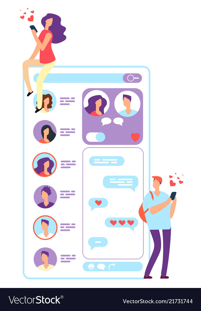 dating chatting)
