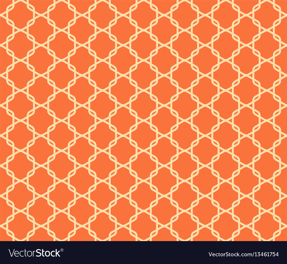 Abstract geometric seamless pattern monochrome