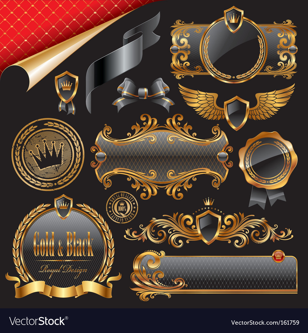 Royal design elements