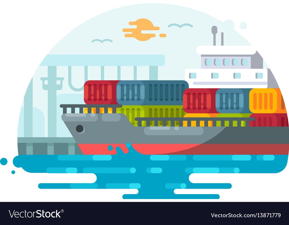 Maritime logistics and transportation