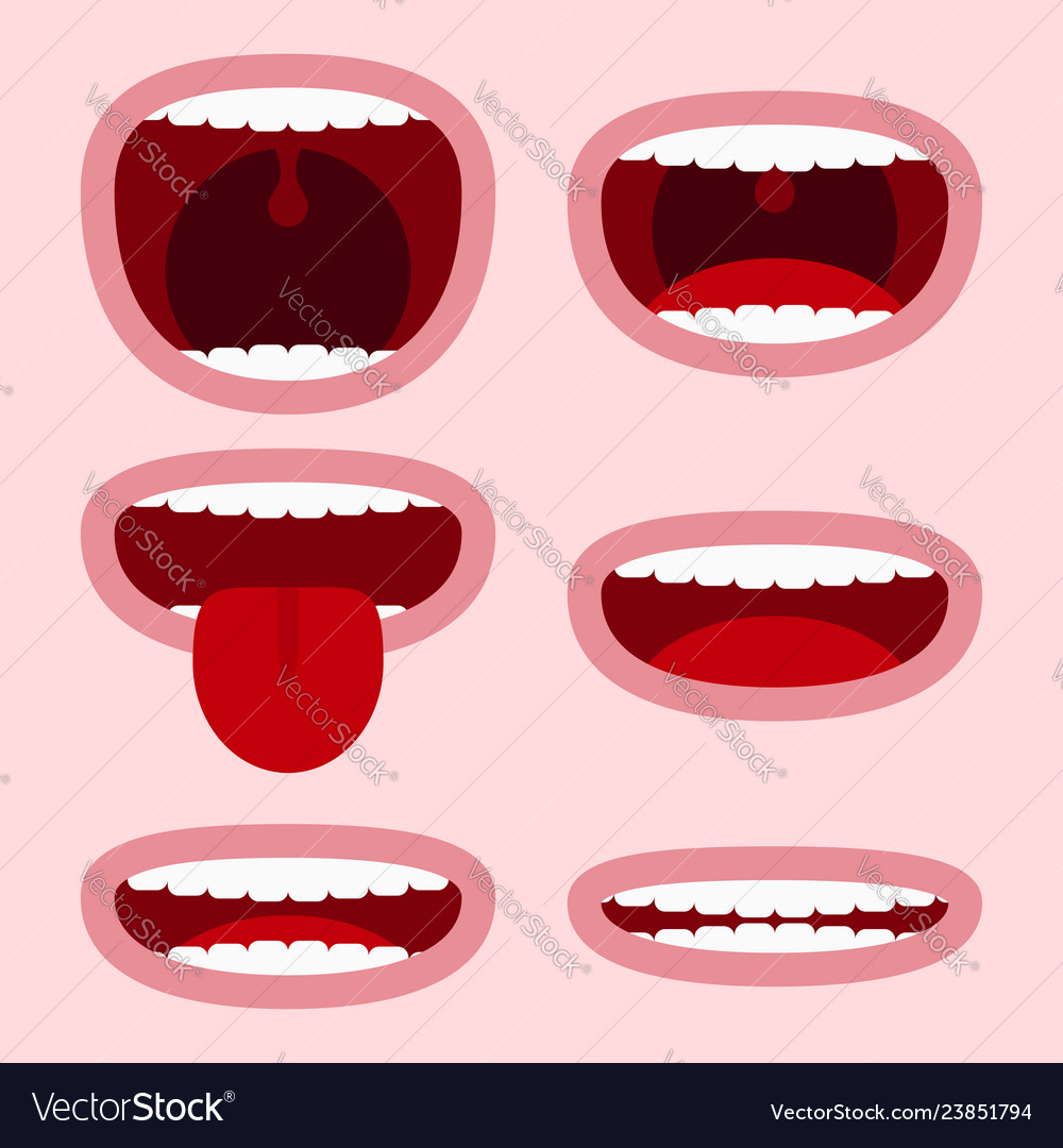 Mouths set