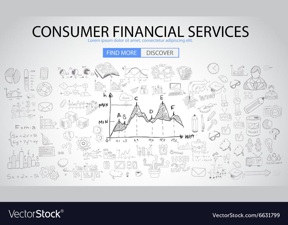 Sketch concept ConsumFinancialServices