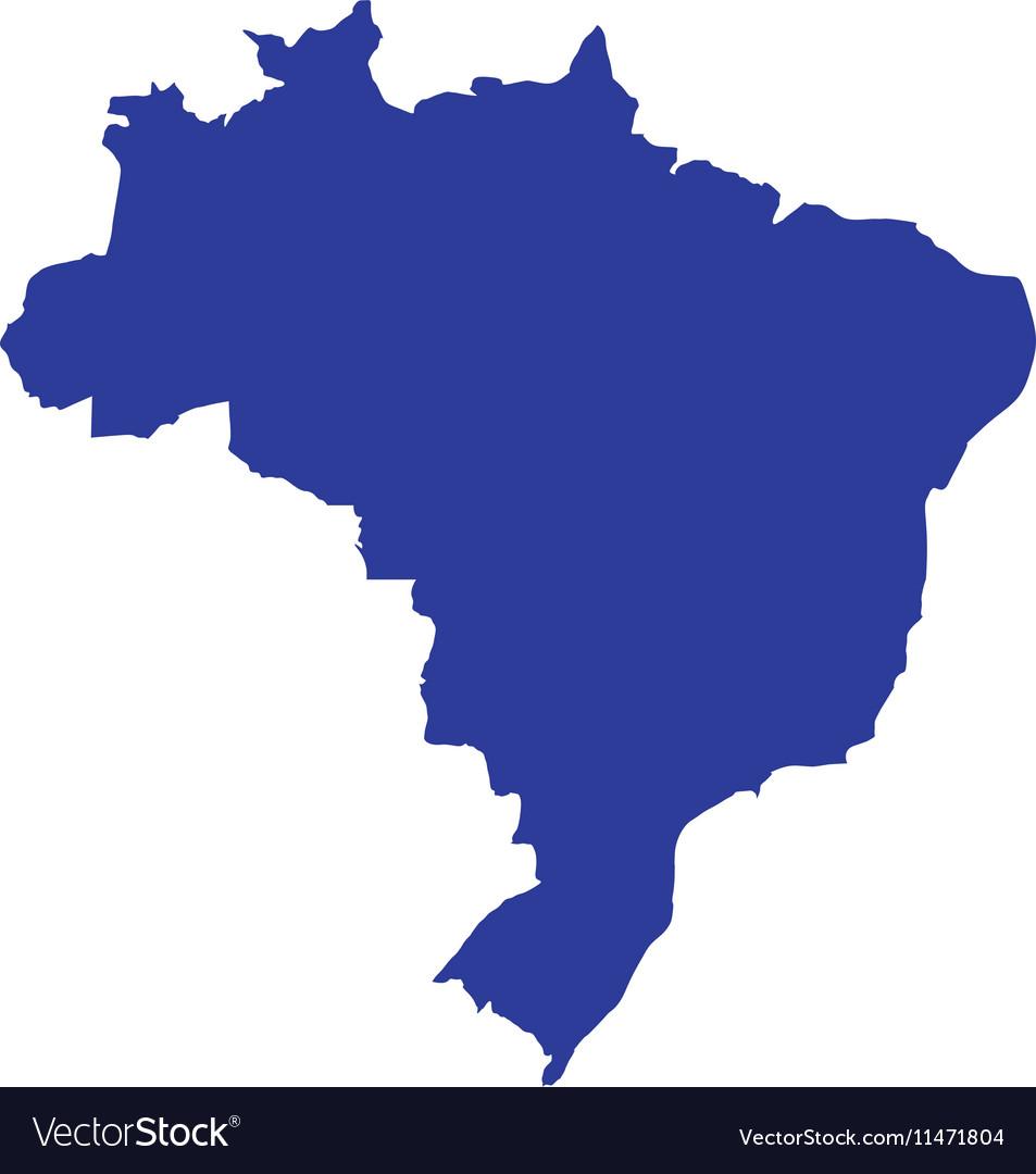 Brazil symbols design