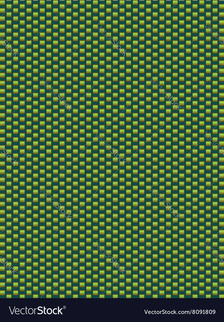Green texture synthetic fiber geometric seamless b