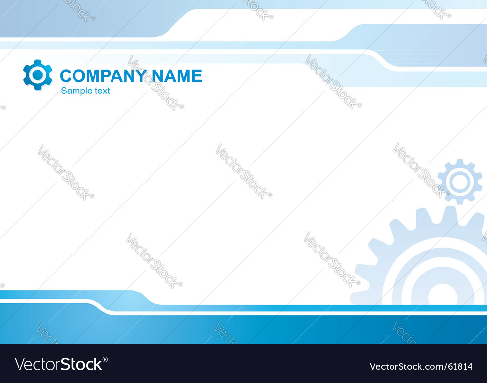 Corporate background vector image
