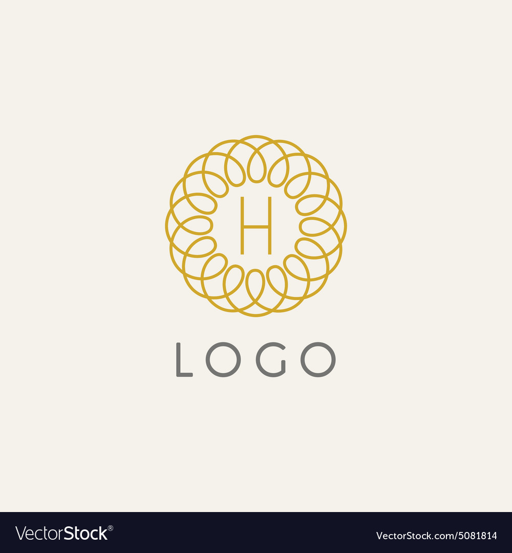 Hipster logo template royalty free vector image hipster logo template vector image maxwellsz