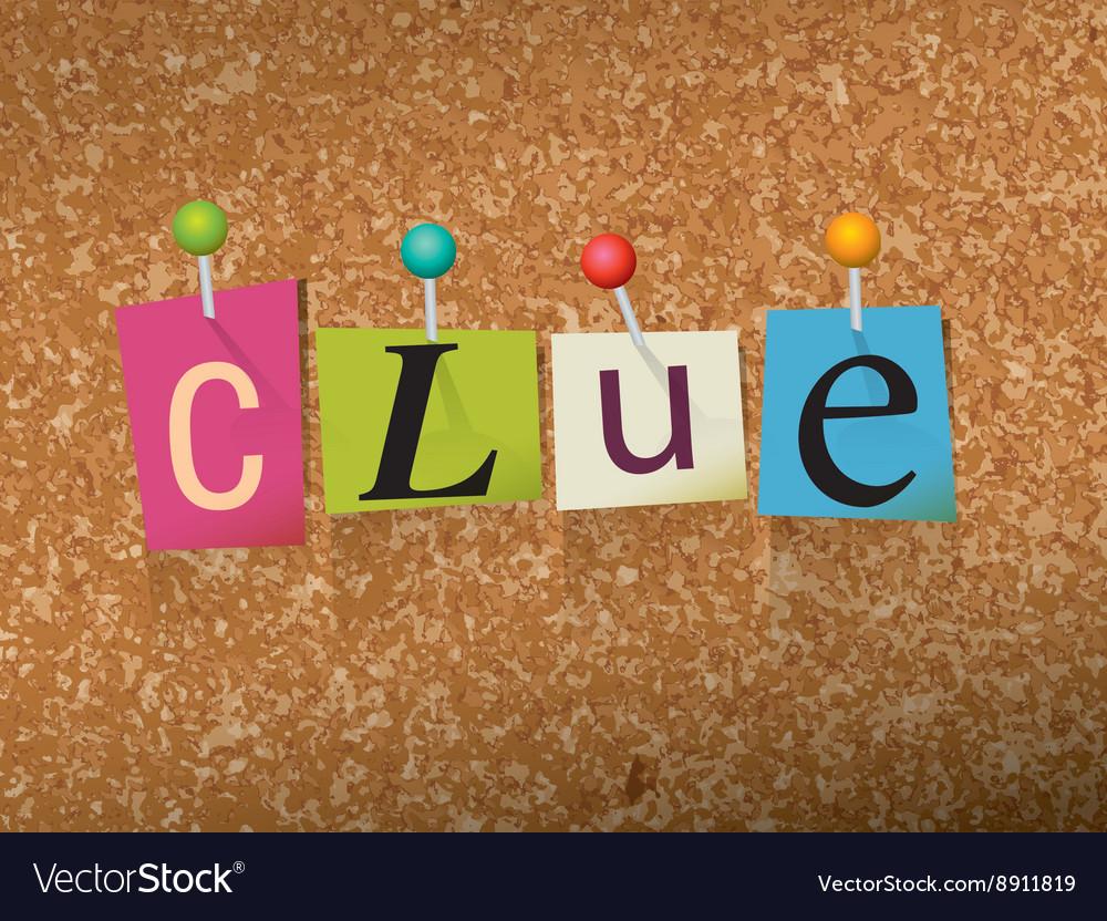 Clue Concept
