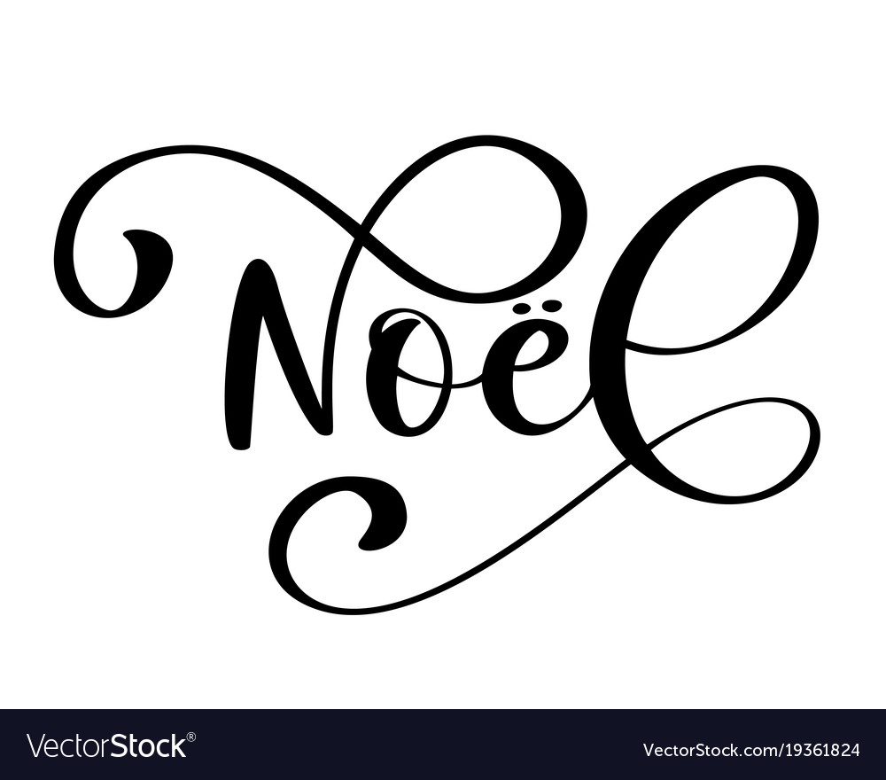 Noel merry christmas card template with greetings