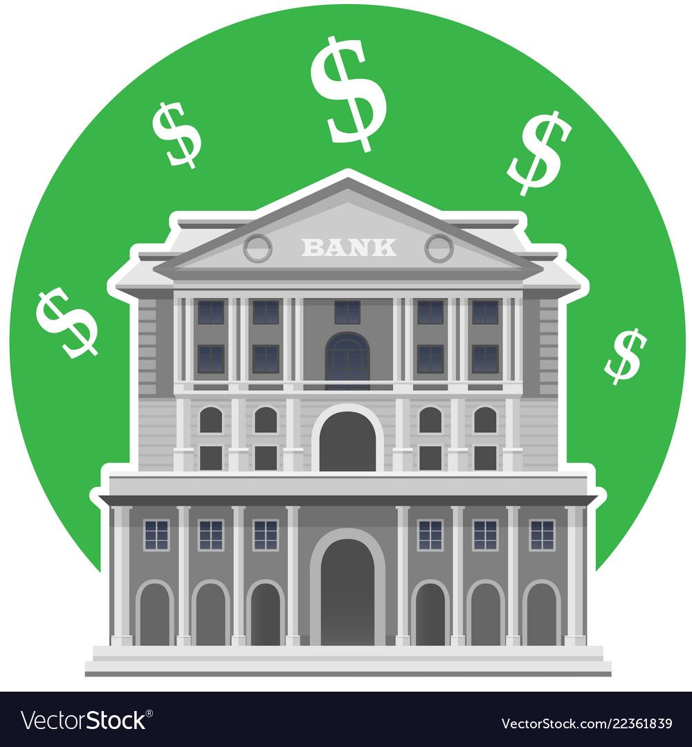 Bank of england london isolated