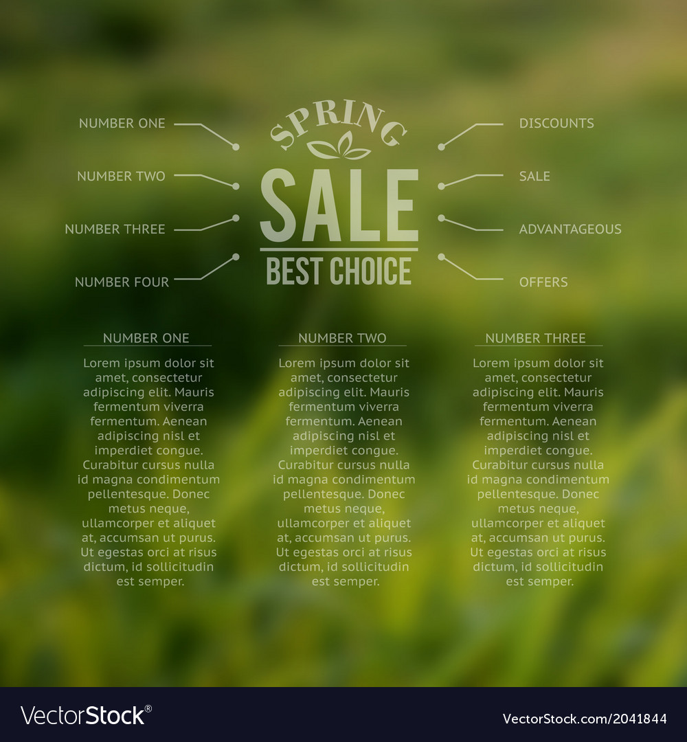 Spring sale best choice lettering