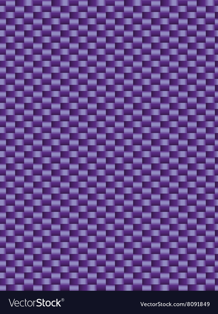 Purple weave texture synthetic fiber geometric sea