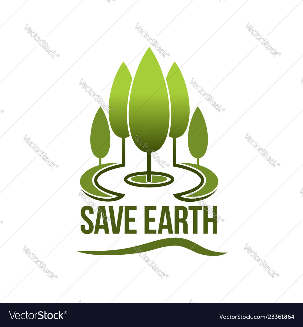 Sign save earth