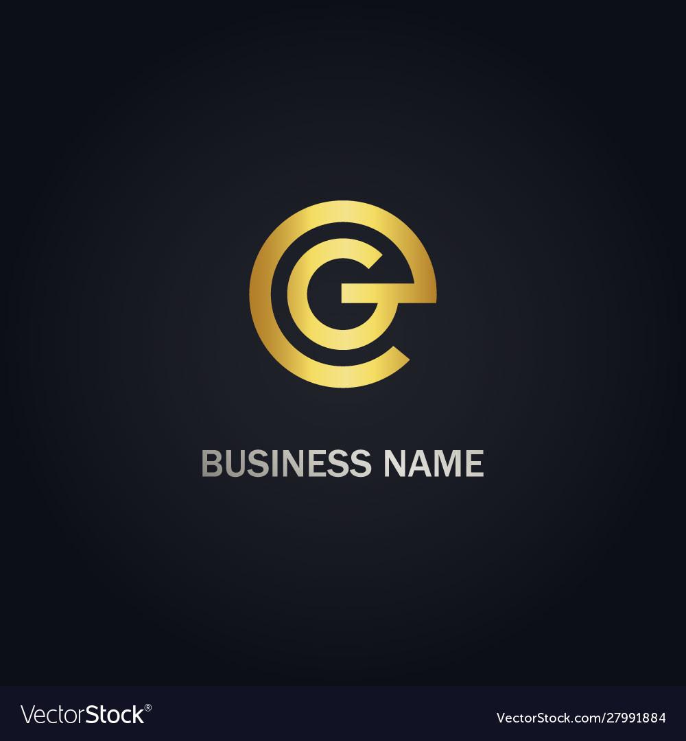 Round g company logo