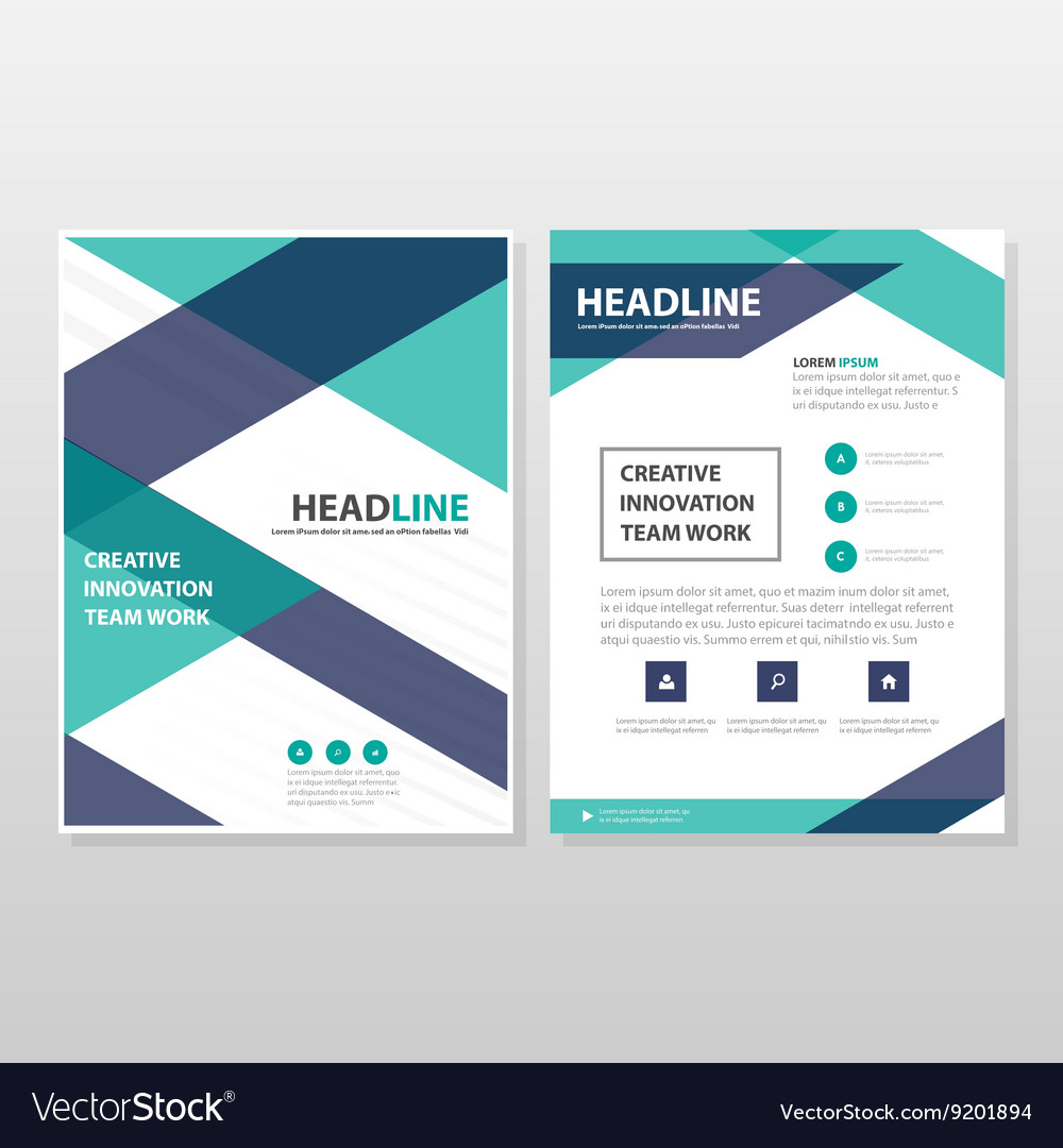 Brochure Leaflet Flyer Book Cover Templates Design