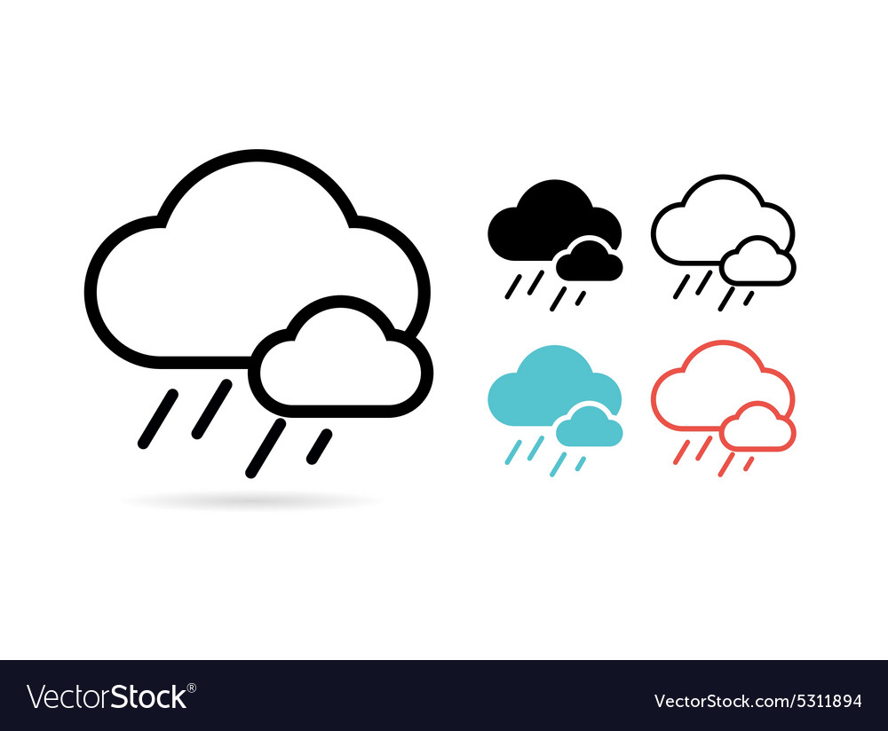 Web cloud icon Web Idea Creative and Weather