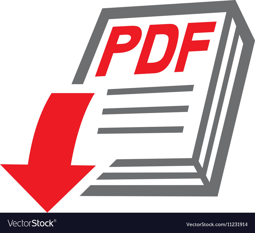 Icon Pdf Download Stock Image And Royalty Free Vector