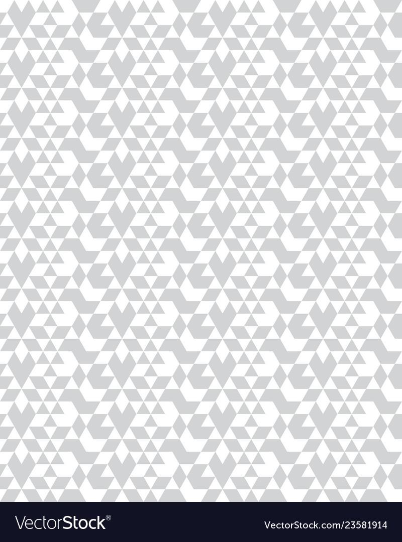 Seamless geometric polygons patterns