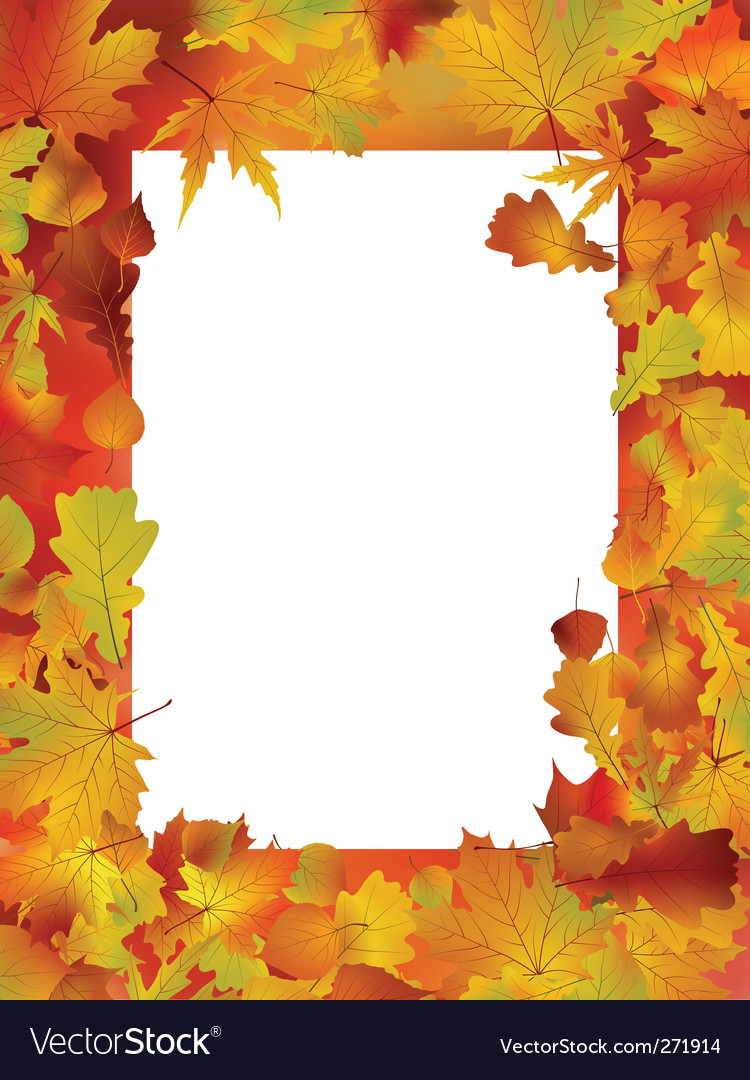 thanksgiving fall autumn background royalty free vector
