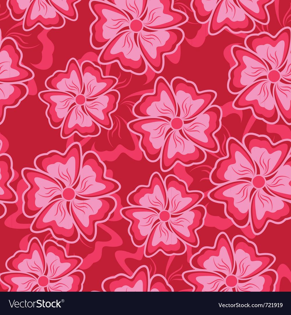 Crimson seamless background