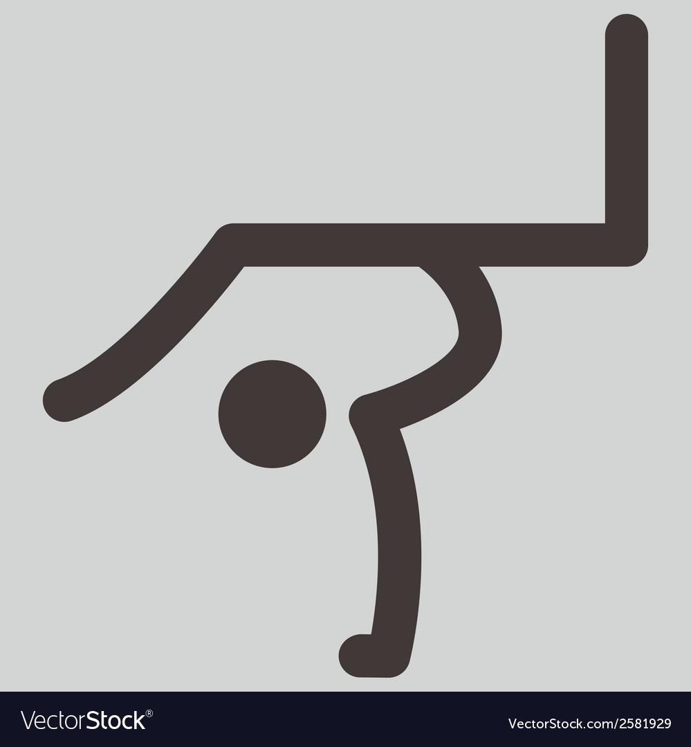 2276 Gymnastics Rhythmic icon