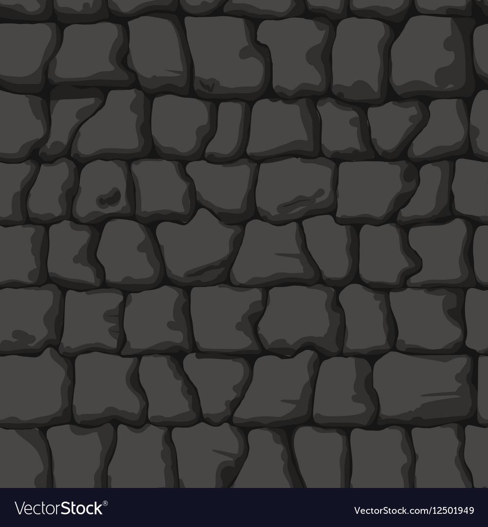 Stones wall seamless texture