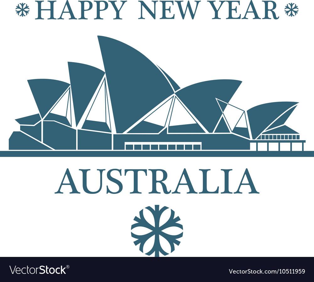 Greeting card australia royalty free vector image greeting card australia vector image m4hsunfo